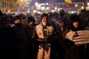 """Wojskowi prosz� Janukowycza o ustabilizowanie sytuacji. """"Potrzeba niezw�ocznych dzia�a�"""""""