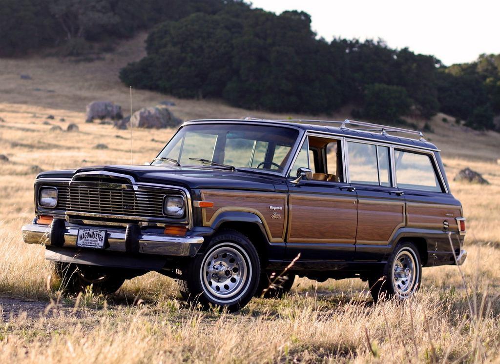 Jeep Wagoneer SJ 1982