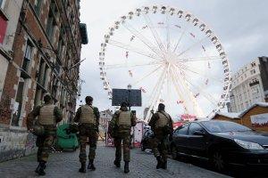 W Belgii aresztowano osoby podejrzane o planowanie atak�w w okresie Nowego Roku