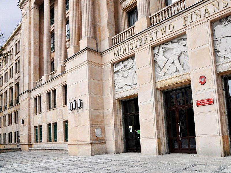 Siedziba Ministerstwa Finansów przy ul. Świętokrzyskiej w Warszawie
