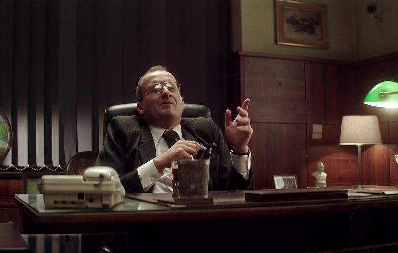 'Ucho prezesa 2', odcinek 23.