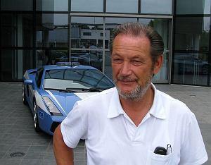 Lamborghini Egoista Apache Na Kolach