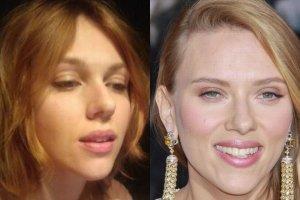Tym gwiazdom wielu zazdro�ci urody, nie spodziewaliby�my si� wi�c, �e gdzie� na �wiecie jest kto�, kto wygl�da niemal identycznie. Te podobie�stwa jednak nas zaskoczy�y. Zobaczcie zwyk�ych ludzi, kt�rzy do z�udzenia przypominaj� znane osoby. Na zdj�ciu: sobowt�r i Scarlett Johansson.