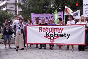 """""""Ratujmy Kobiety"""" vs. """"Stop aborcji"""". Będzie awantura w Sejmie"""