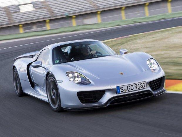 Trzecia akcja techniczna w Porsche 918 Spyder