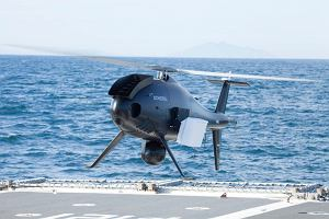 Marynarka Wojenna poluje na superdrony [FOTO, WIDEO]