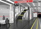 Metro na Targ�wku. II lini� zaczn� kopa� w maj�wk�