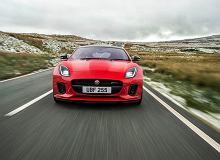 Jaguar F-Type | Dwa litry pod maską