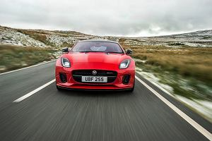 Jaguar F-Type | Dwa litry pod maską