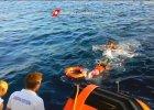 Lampedusa to wrota raju? Uciekinierzy płyną po lepsze życie. I wciąż giną u wybrzeży tej wyspy