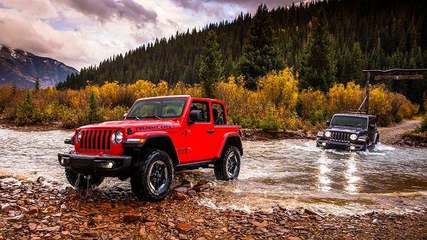 Nowy Jeep Wrangler 2018 - cennik. Nie jest tani, ale dobrze wyposażony