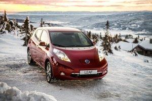 Nissan Leaf | Japo�czycy bior� Norwegi� szturmem