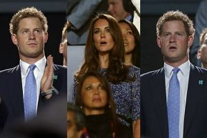 Dlaczego Harry i Kate reprezentowali monarchi� na zako�czeniu Olimpiady? I gdzie by� William?