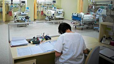 Odział w szpitalu