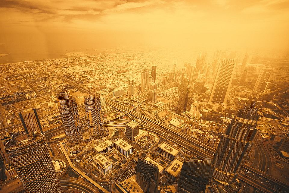 Dubai. Fot. Jeshoots