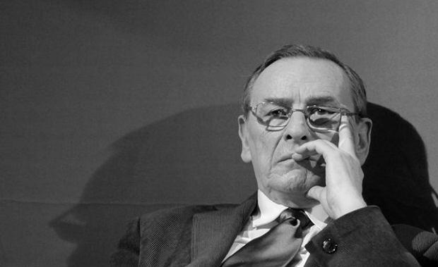 Zbigniew Romaszewski nie �yje. S�ynny opozycjonista, senator PiS, mia� 74 lata