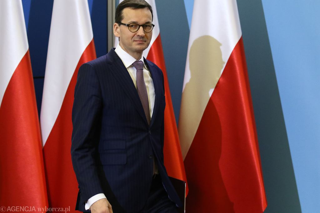 Pierwsze posiedzenie rządu Mateusza Morawieckiego