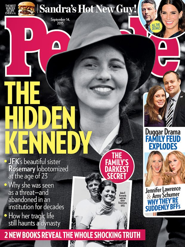 Okładka magazynu People