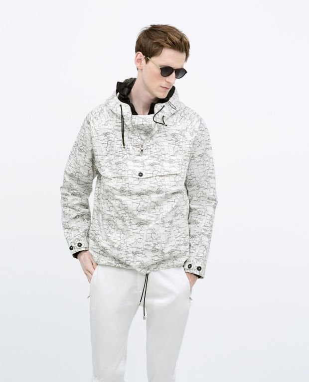 Kurtka z kolekcji Zara. Cena: 149 zł