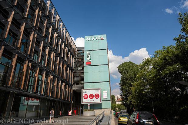 Budynek Agory w Warszawie