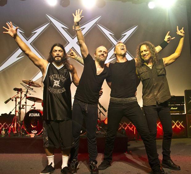 """Metallica rusza w trasę! Zespół ogłosił, że podczas swojego tournée """"Worldwired"""" jednym z przystanków będzie Polska."""