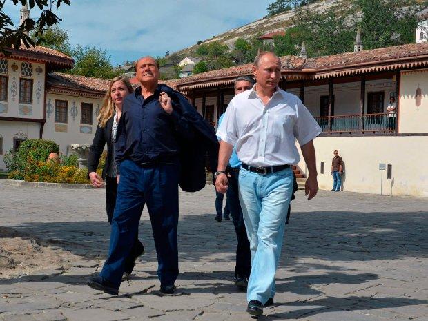 Putin na Krymie: Rosja jest dusz� i sercem za Donbasem