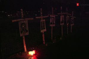 """""""Łączka"""". O miejscu tajnego pochówku ofiar terroru komunistycznego na warszawskich Powązkach"""