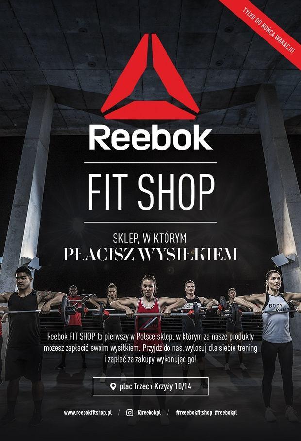 Reebok Fit Shop