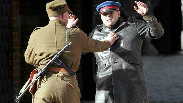 Inscenizacja historyczna z okazji Narodowego Dnia Pamięci Żołnierzy Wyklętych, Toruń