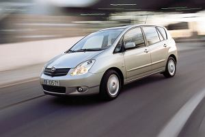 Toyota Corolla Verso (2001-2009) - opinie Moto.pl