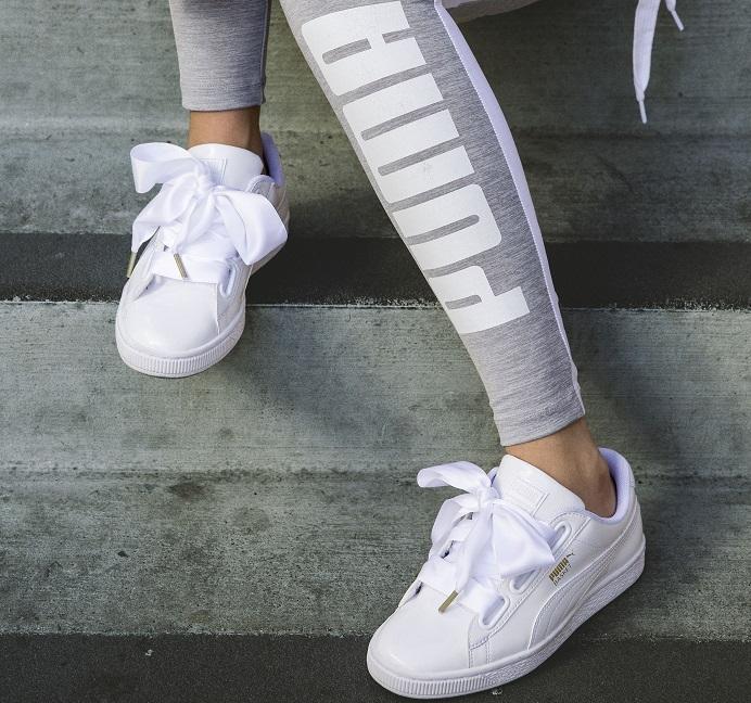 ebd8fc17 Nowy model butów PUMA: klasyka z odrobiną romantyzmu
