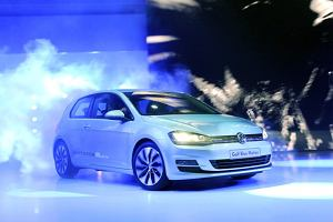 Megaoszcz�dny VW Golf Bluemotion