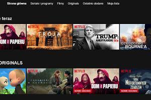 Wydadzą w tym roku 8 miliardów dolarów, żebyśmy mieli co oglądać w domu. Netflix rośnie najszybciej w historii
