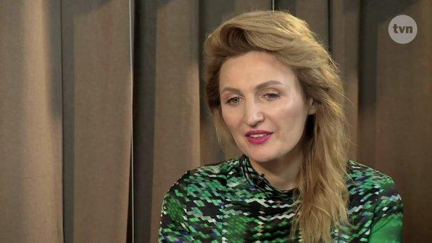 """Reni Jusis zabrała kamery """"Dzień Dobry TVN"""" w podróż po swojej szafie. Okazało się, że w jej garderobie można znaleźć elementy pożyczone od przyjaciółek i... męża."""