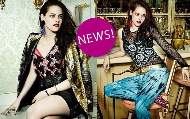 """Intymne wyznania i hipnotyzuj�ce zdj�cia Kristen Stewart w nowym """"Vogue"""" [WSZYSTKIE ZDJ�CIA]"""