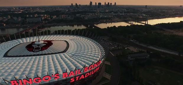 """Katy Perry zaprezentowała wideo, do jednego z singli promujących jej ostatni album """"Witness"""". Artystka przygotowała nie lada niespodziankę dla polskich fanów. W """"Swish Swish"""" widać Stadion PGE Narodowy!"""