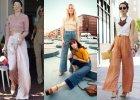 Spodnie z szerokimi nogawkami - najmodniejsze propozycje na lato