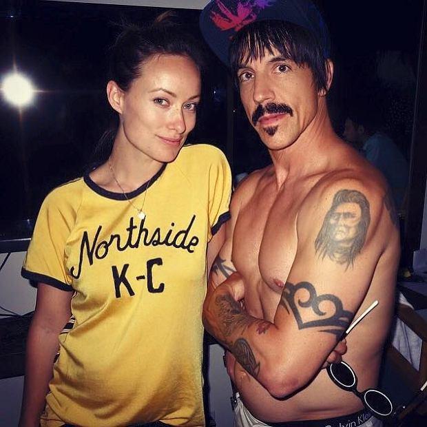 Amerykańska aktorka Olivia Wilde stanęła za kamerą i wyreżyserowała teledysk do singla Red Hot Chili Peppers. Zobaczcie klip!