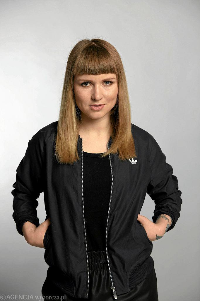 Dorota Masłowska / ADAM KOZAK