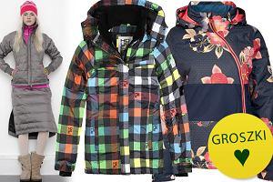 Ciepłe i wygodne kurtki narciarskie