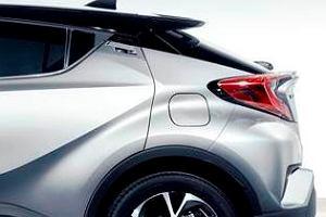 Toyota C-HR | Ceny w Polsce | Rewolucja w segmencie