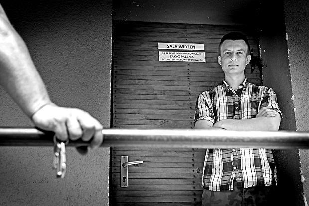 Anarchista, który siedzi w więzieniu za blokadę eksmisji: Wszystkich nas nie zamkniecie