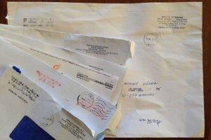Listy do Banina docieraj� nawet po miesi�cu. Poczta: To przez budynki w Chwaszczynie