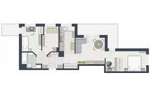 Jak urządzić mieszkanie dla trzyosobowej rodziny?