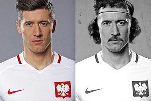 Polscy piłkarze we fryzurach z czasów Orłów Górskiego. Wyglądają FANTASTYCZNIE [NOWE TWARZE]