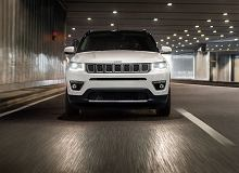 Jeep Compass - cennik i wersje wyposażenia
