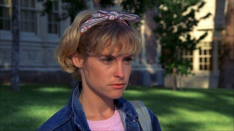 Amanda Wyss w filmie 'Koszmar z ulicy Wiązów' / kadr z filmu, oficjalny profil, IMDB