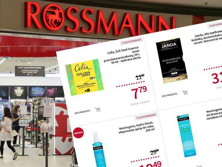 Rossmann gazetka od 20 do 29 czerwca - promocje