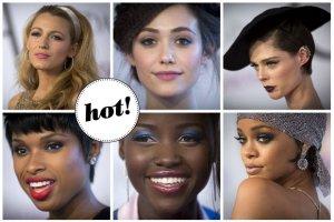 Gala CFDA 2014: Czy przy prze�wituj�cej pupie Rihanny kto� w og�le zwr�ci� uwag� na makija�? Tak - my! I surowo oceniamy stylizacje gwiazd