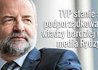 By�y prezes TVP: W�adza mo�e zacz�� kontrolowa� media prywatne. KRRiT stanie si� organem policyjnym